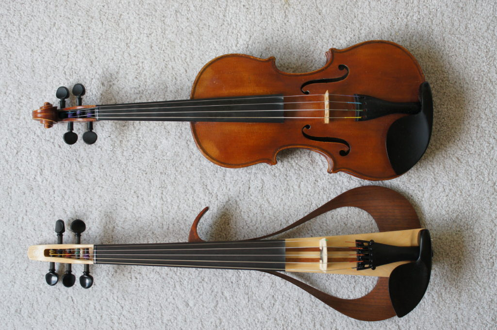 Review yamaha yev 105 electric violin assistant to the for Yamaha vc5 cello review